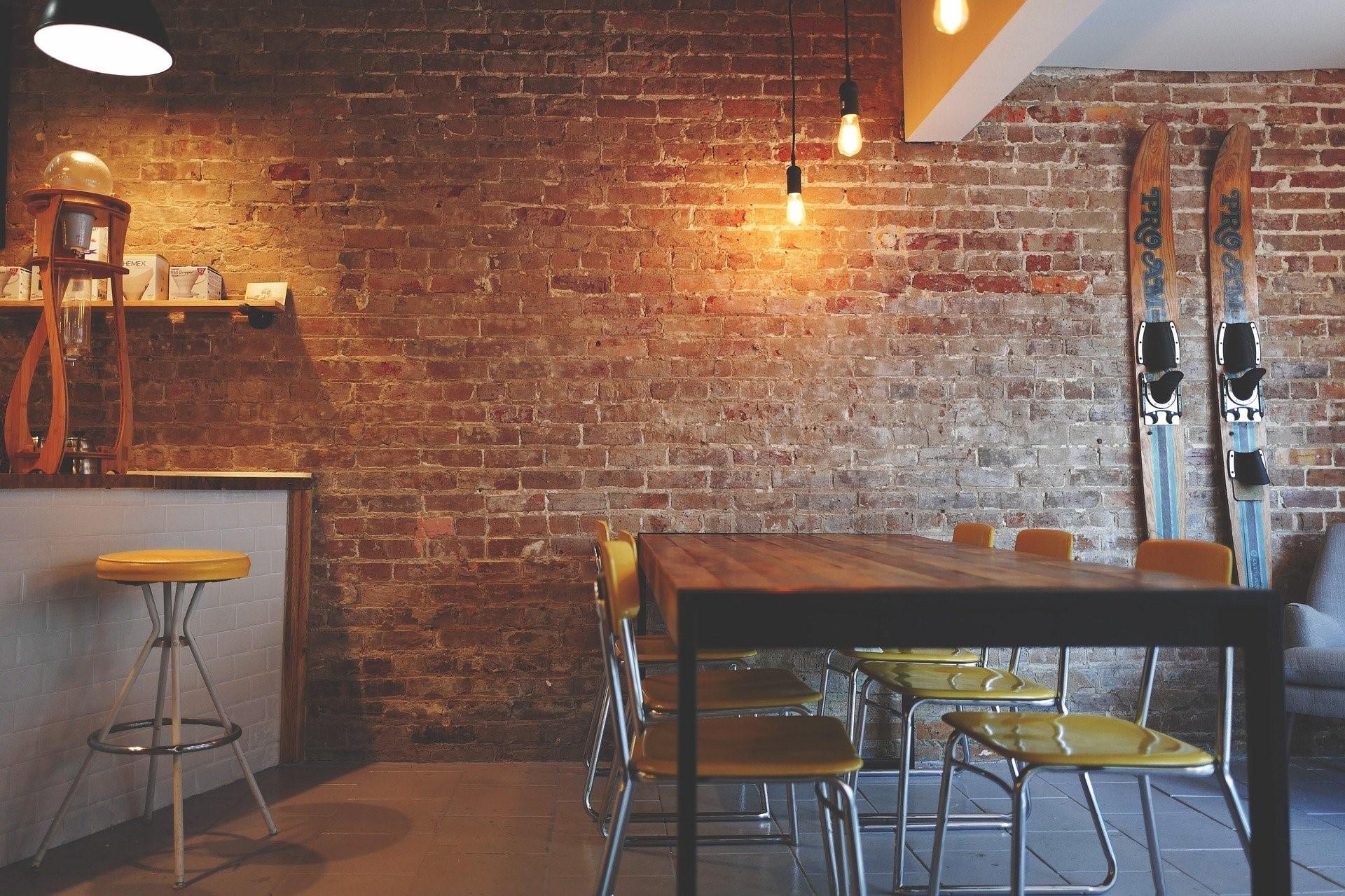 עיצוב פנים מסעדות ובתי קפה